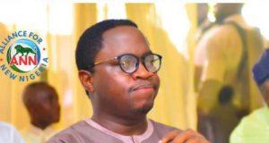 Presidential Aspirant on the platform of the Alliance for New Nigeria (ANN), Dr Thomas-Wilson Ikubese