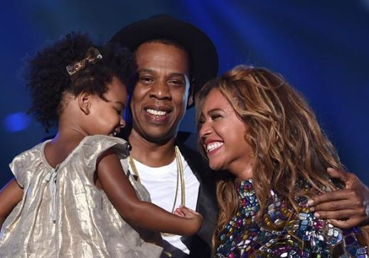 Jay Z and Beyonce and their daughter Blue Ivy: The Carters release a surprise joint album