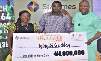 Godwin Igbibi