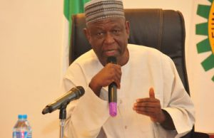 Executive Secretary, Petroleum Technology Development Fund (PTDF), Dr. Aliyu Gusau