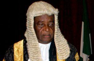 Late former Chief Justice of Nigeria, CJN, Justice Aloysius Katsina-Alu