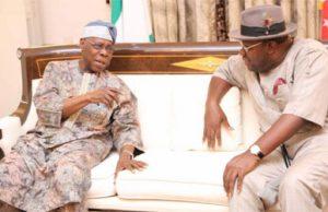 Obasanjo and Dickson