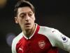 Arsenal's German midfielder Mesut Ozil