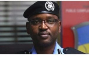 Assistant Commissioner of Police (ACP), Yomi Shogunle