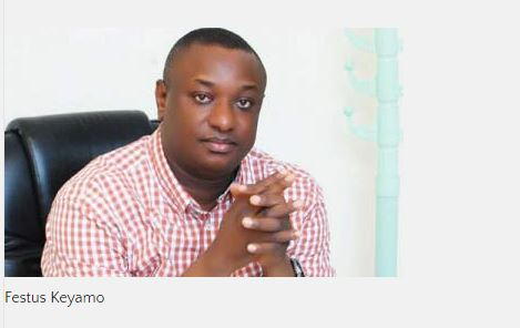 Senior Advocate of Nigeria (SAN), Festus Keyamo