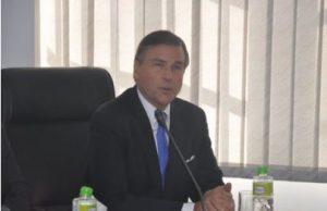 Consular: U.S. Ambassador Stuart Symington