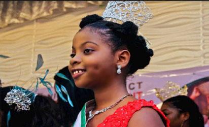 9yr-old Mmesoma Ikwuagwu, from Abia state, described as prettier than Nicki Minaj becomes Little Miss Nigeria