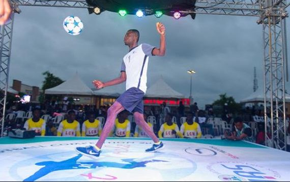 African freestyle football competition to air live on StarTimes
