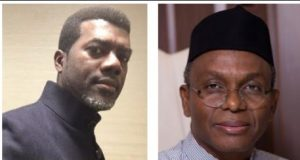 Reno Omokri and Nasir el-Rufai