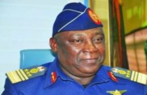 Late. former Chief of Defence Staff, Alex Badeh