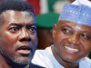 Reno Omokri and Garba Shehu