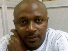 Special Assistant on Public Communications & Strategy to Atiku Abubakar, Mr. Phrank Shaibu