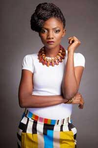 Ace Nigeria singer and celebrity, Simisola Ogunleye, aka, Simi