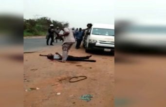 Video shows Customs officer shoot man dead over alleged N5000