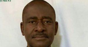 Deputy Commissioner of Police in charge of Federal SARS, Kola Okunola