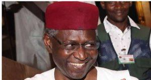 Abba Kyari: Chief of Staff to President Muhammadu Buahri