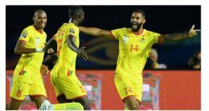 Benin players