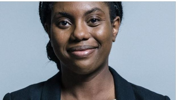 Boris Johnson, British  prime minister, has named Kemi Badenoch, a UK-born Nigerian, a minister in his cabinet.