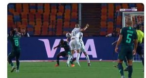 AFCON: Nigeria vs Algeria