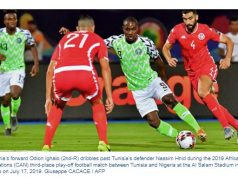 Nigeria and Tunisia