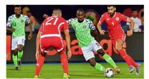 Nigeria and Tunisia