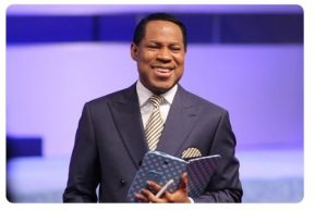 Believers LoveWorld President, Rev Dr. Chris Oyakhilome of of Christ Embassy