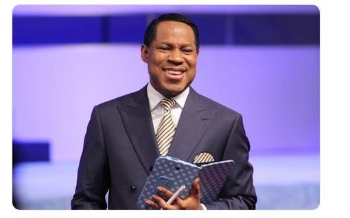 Believers LoveWorld President, Rev Dr. Chris Oyakhilome of of Christ Embassy