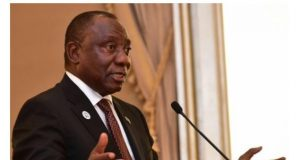 Cyril Ramaphosa, South African President