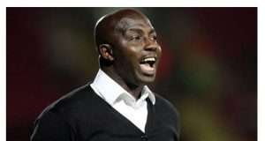 Coach Samson Siasia