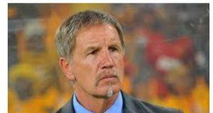 Stuart Baxter, South African Coach