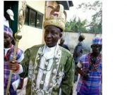 Rivers state monarch, Eze Edison Omeodu of Omofe Rundele