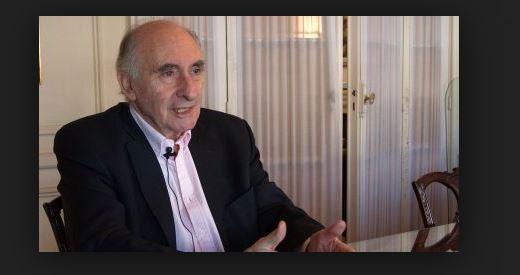 Argentine former head of state Fernando de la Rua