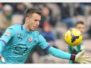 Barcelona's back-up goalkeeper Neto