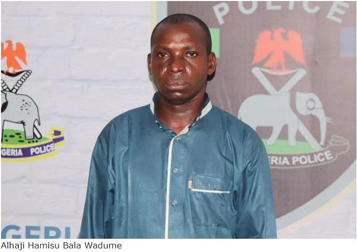 Alhaji Hamisu Bala Wadume