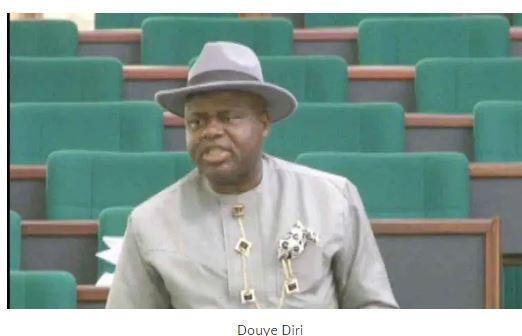 Senator Douye Diri