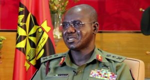 Boko Haram, Chief of Army Staff (COAS) Lt. Gen. Tukur Buratai