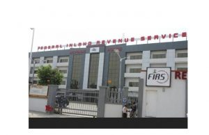 Federal Inland Revenue Service (FIRS)on fire