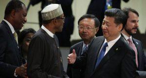 Buhari and Chinese President, envoys