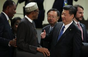 Buhari and Chinese President, envoys