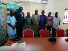 Centre DG, INEC observer groups meet in Bayelsa