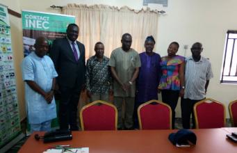 Centre DG, INEC observer groups meet in Bayelsa