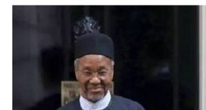 Mamman Daura, President Buhari's nephew