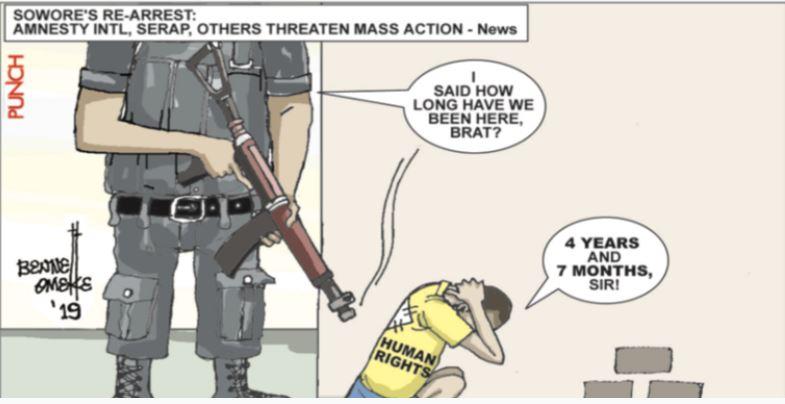 Punch Editorial against Buhari