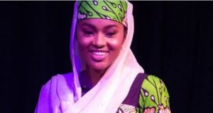 Hanan, daughter of President Muhammadu Buhari.