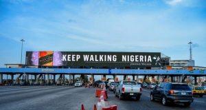 Lekki Toll gate, Lagos