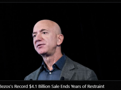 World's richest billionaire, Jeff Bezos