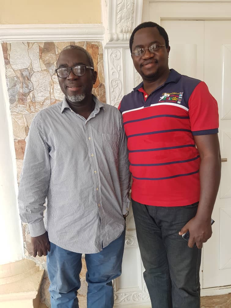 Dr. Ikubese and Prof. Adepelumi