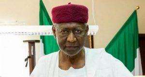 Abba Kyari, Chief of staff to President Muhammadu Buhari, Nigeria