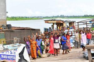Bayelsa traders hail Governor Siri Duoye