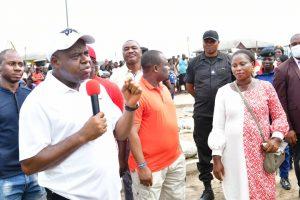 Governor Duoye Diri of Bayelsa state